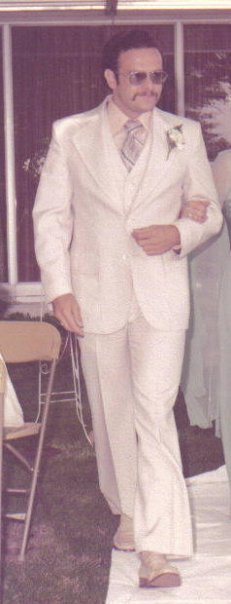 Cologero in White Suit