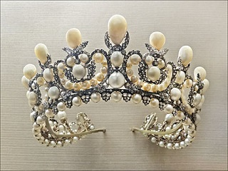 Tiara of Empress Eugenie